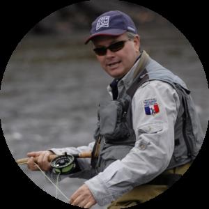 François Deline Moniteur guide de pêche professionnel