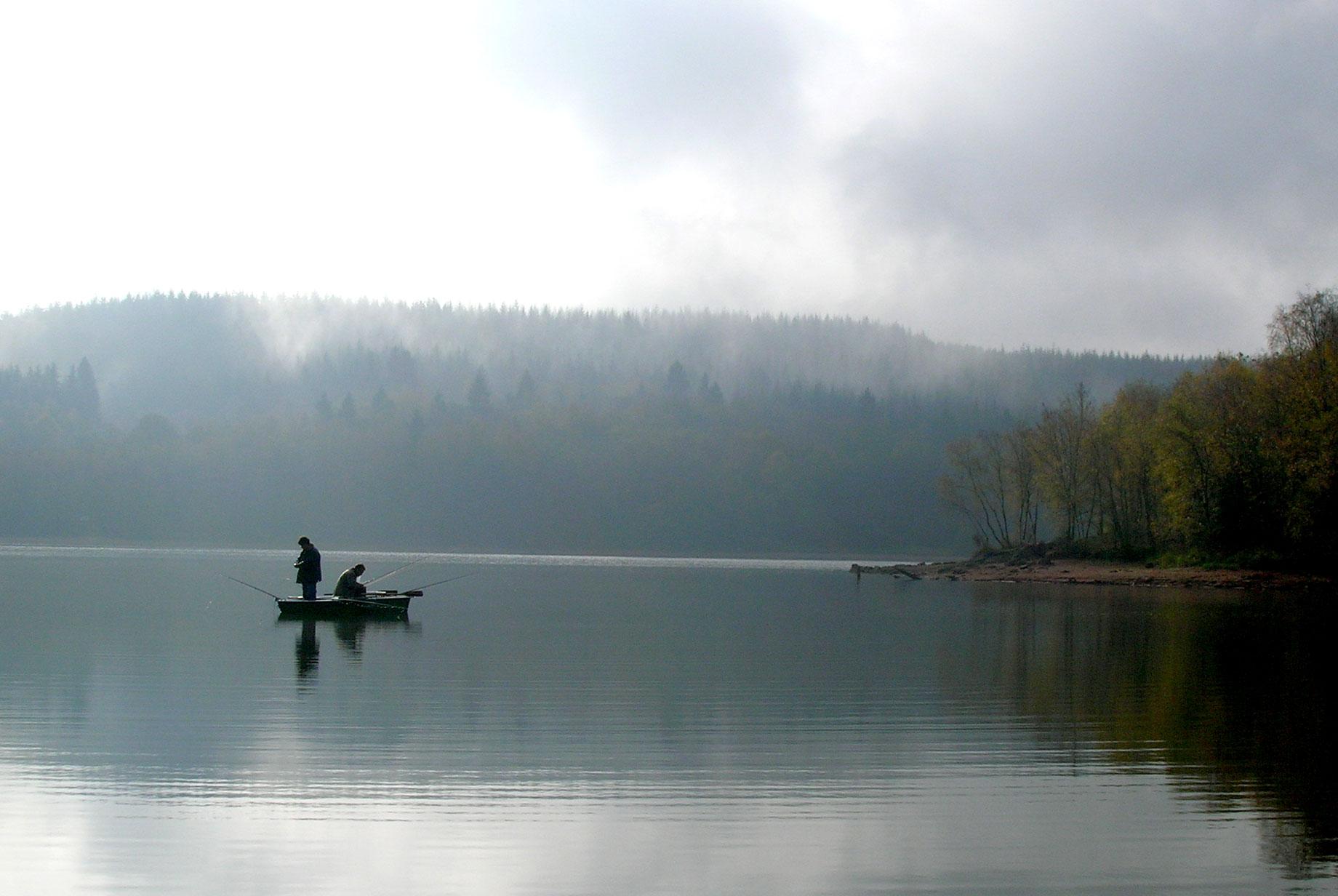 Grands lacs du Morvan